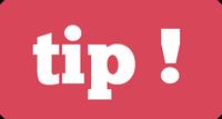 Tip !