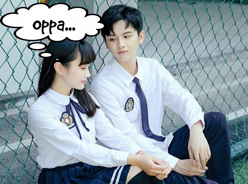Qui je peux appeler Oppa  (Eonni, Hyeong, Nuna) ?