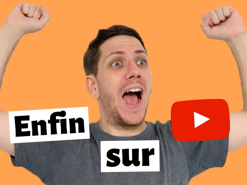 Je lance ma chaîne Youtube !